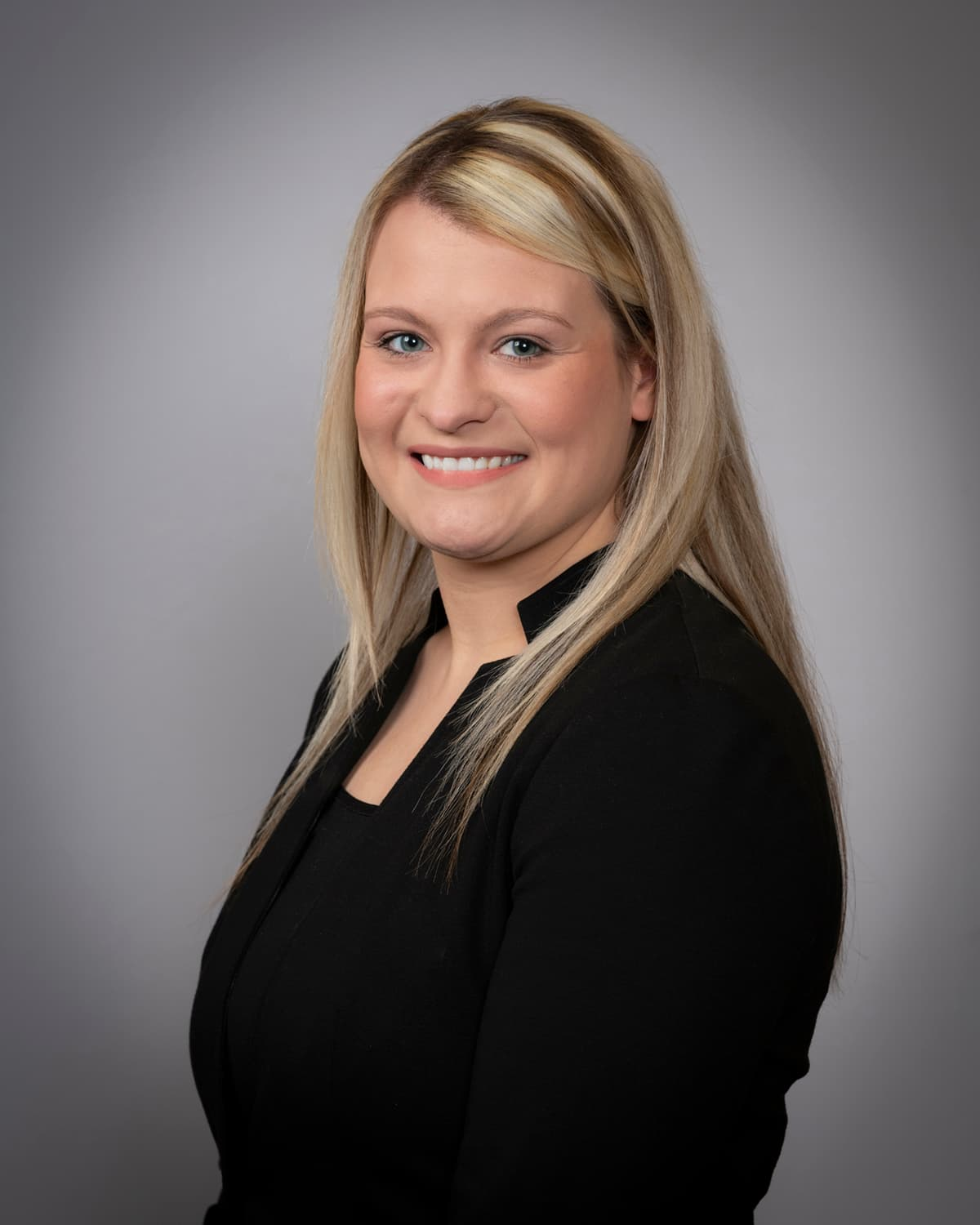 A portrait photograph of DCECU Accountant Alison Lutren
