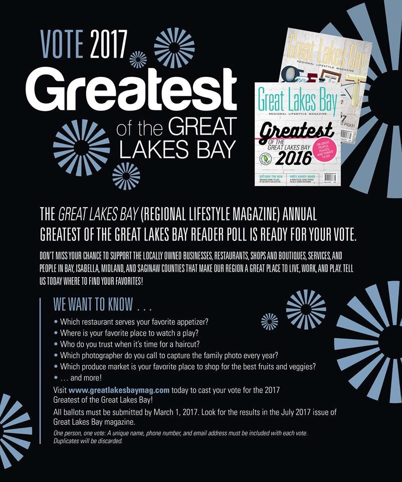 Greatest of the Great Lakes Bay 2017