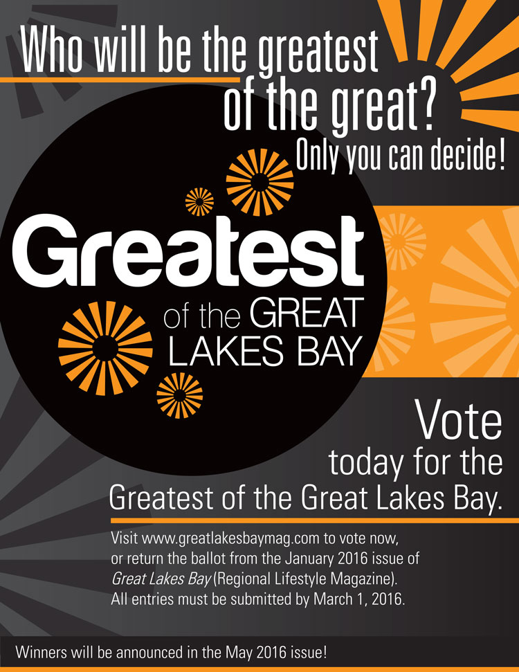 Greatest of the Great Lakes Bay 2016
